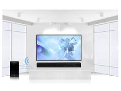 Trevi SB 8370 SW -stereo 2.1 bluetooth soundbar+wireless subwoofer