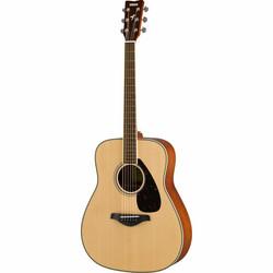 Yamaha FG-820NII Teräskielinen kitara - Natural