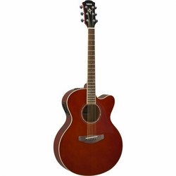 Yamaha CPX-600RB - elektroakustinen kitara