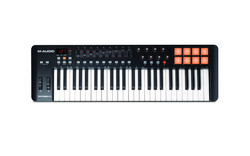 M-AUDIO  OXYGEN 49 (4th generation)  USB-midi keyboard