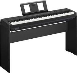 Yamaha P45B Digitalpiano + stativ L85