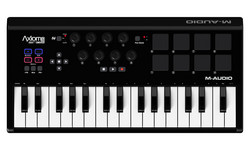 M-AUDIO Axiom AIR Mini 32 USB-midi keyboard