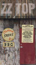 ZZ Top: Chrome Smoke & BBQ - 4 × CD, Compilation  Box Set