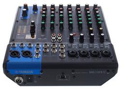 Yamaha MG10 XU Mixer