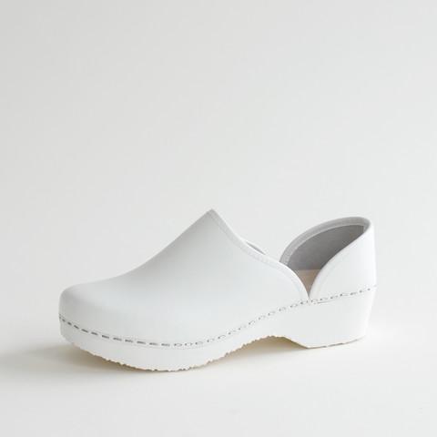 Clogs Mitsumaru, white