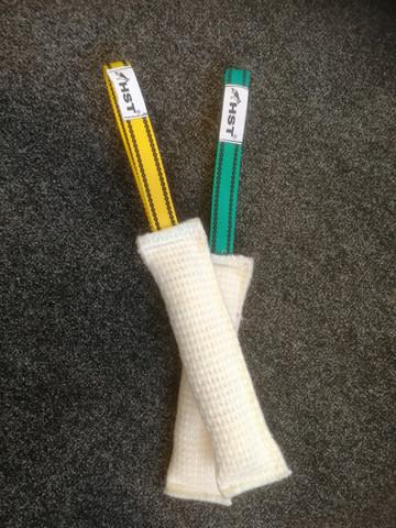 HST valkoinen patukka 4 x 25cm