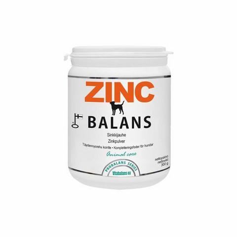Zinc balans