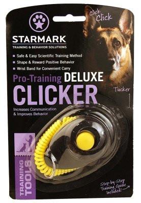 Starmark clicker kiinnikkeellä