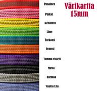 ViVa grip -liinat ja taluttimet (valitse malli, leveys, väri, pituus ja lukko!)