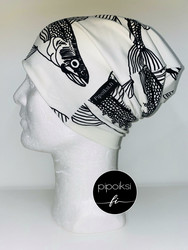 Kuha wrinkled beanie, available. **CLEARANCE PRODUCT**