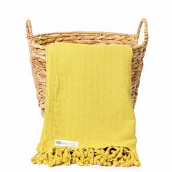 Mustard Hamam Towel