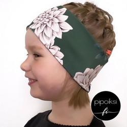 Custom made. Basic hairband. Several colors. XS-XXXL