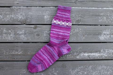 Tulentallojan sukat, koko 38-39, violetti