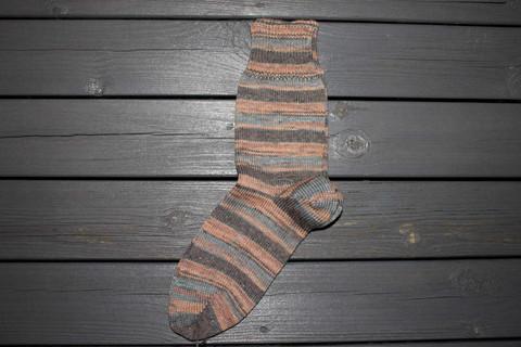Step-sukat, koko 40-41, ruskeasävyiset