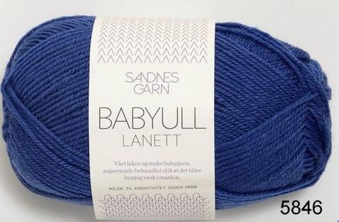 Sandnes Babyull Lanett