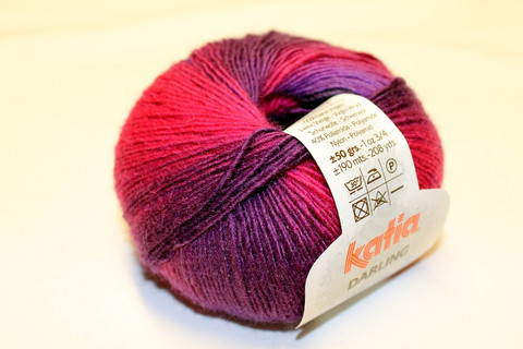 Katia Darling, 50g, väri 205