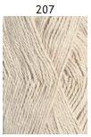 Teetee Alpakka, 50g, väri 207, vaalea beige