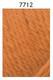Teetee Alpakka plus, 50g, väri 7712, oranssi