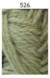 Teetee Alpakka plus, 50g, väri 526, vaaleanvihreä