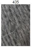 Teetee Alpakka plus, 50g, väri 435, harmaa