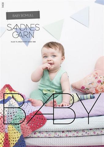 Sandnesgarn baby bomull 1408