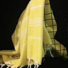 Sultan Hammam Towel Yellow