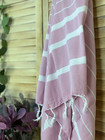 Athena Hammam Towel Old Rose