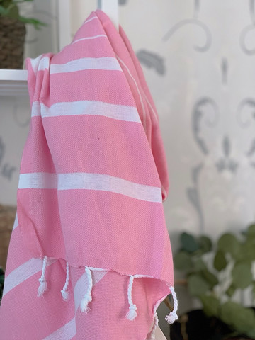 Athena Hammam-towel Powderpink