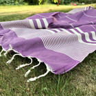 Aegean Hammam Towel Purple