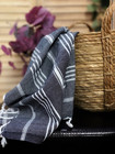 Hand/Face Hammam Towel Sultan Dark Grey