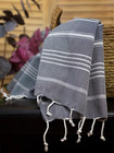 Hand/Face Hammam towel Sultan Grey