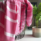 Athena Hammam Towel Candy Pink
