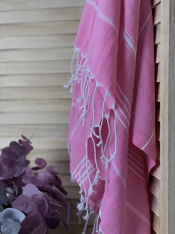 Sultan Hamam-pyyhe Candy Pink