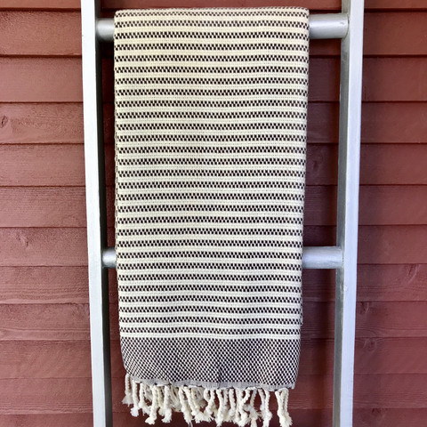 Anatolia Handloomed Hammam Towel Brown