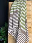 Surf Hammam Towel Marine Marine Khaki-Mocha