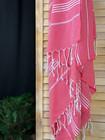 Sultan Hammam Towel Hot Pink