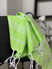 Hand/Face Hammam Towel Sultan Lime