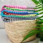 Beach Rainbow Hammam Towel Set 3 pcs