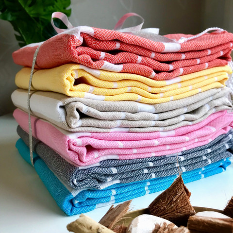 Hammam Towel Set Athena 6 pcs