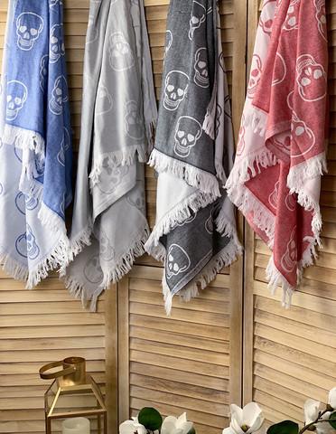 Jacquard Hammam Towel Set 4 pcs
