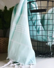 Sultan Hammam Towel Light Mint