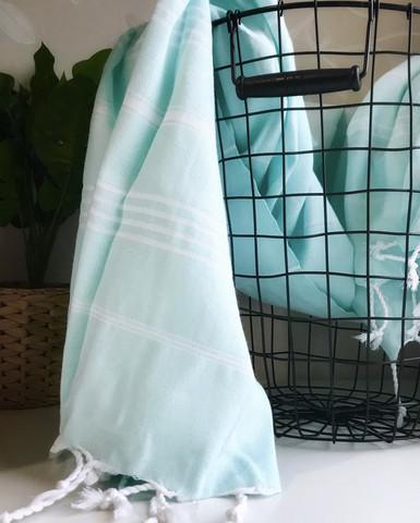 Sultan Hammam Towel Light Mint