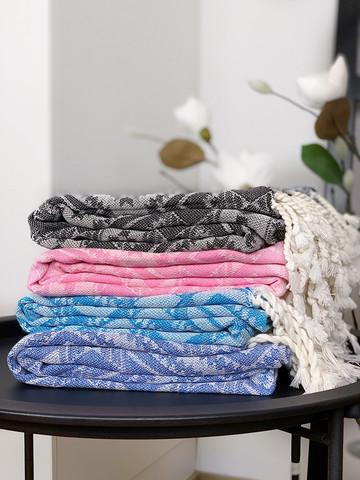 Oriental Hammam Towel Set 4 pcs