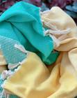 Hamam-Pyyhepaketti 2 kpl Timantti Valitse Värit Vapaasti