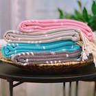 Hamam-Pyyhepaketti 4 kpl Sultan Slim Valitse Värit Vapaasti