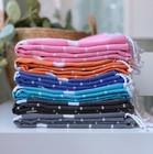 Hamam-Pyyhepaketti 6 kpl Athena Valitse Värit Vapaasti