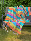 Beach Stripe Hamam-pyyhe Lollipop