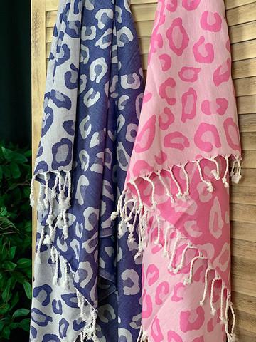 Jacquard Hammam Towel Set 2 pcs
