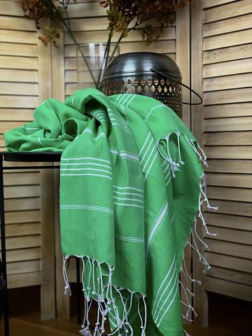 Sultan Hamam Handduk Gräs Grön