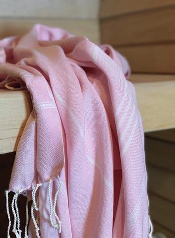 Sultan Slim Hamam Handduk Pink